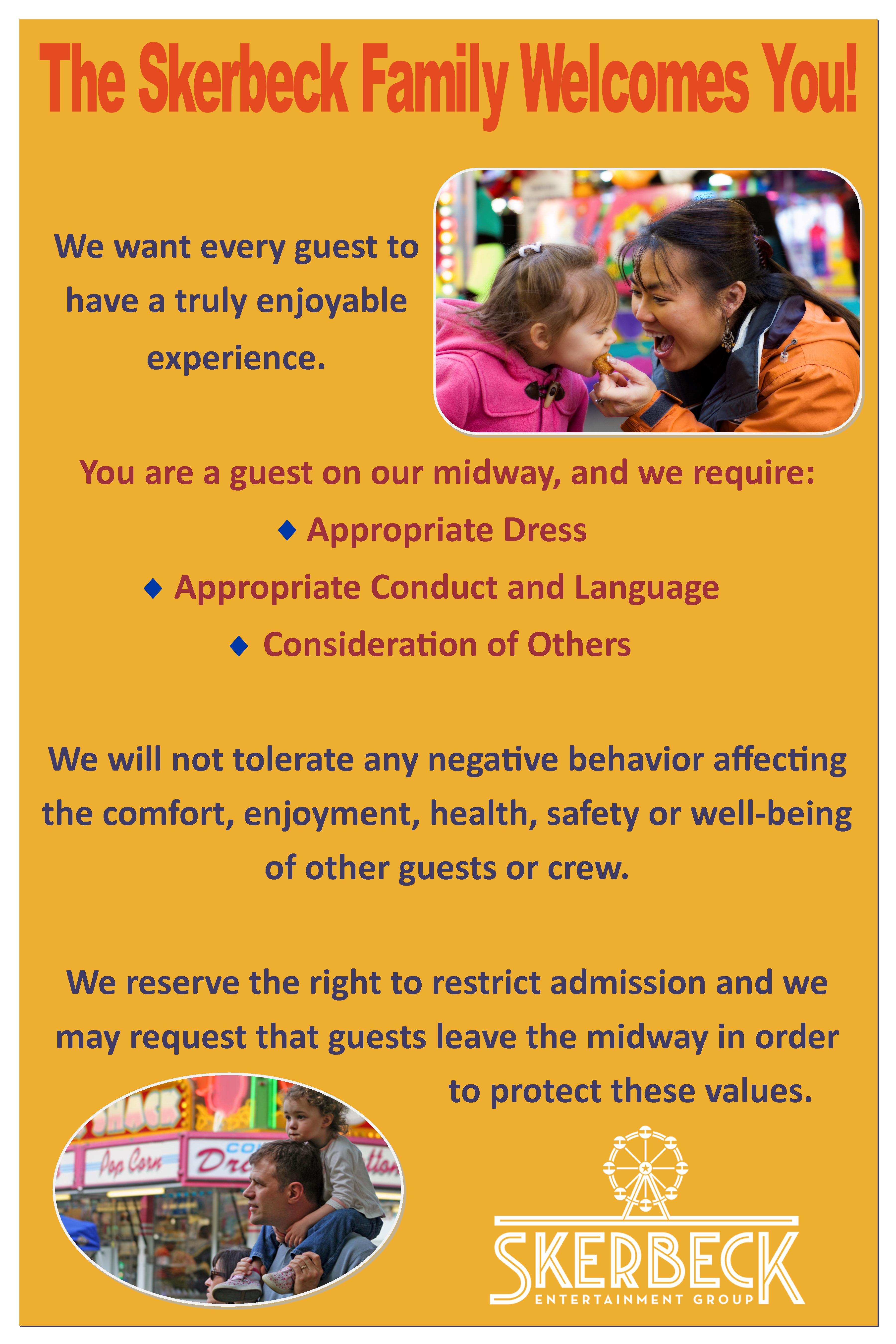 Midway Code of Conduct